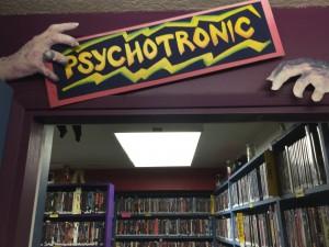 Scarecrow Video, Psychotronic Room